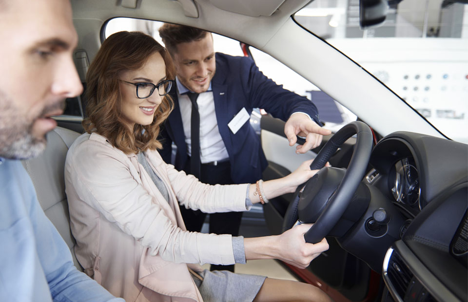 Notions importantes quand on loue une voiture