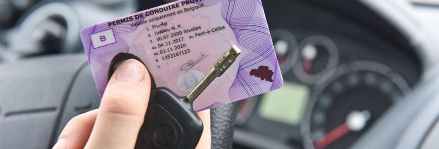 traduire mon permis de conduire